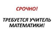 Срочная вакансия преподаватель математики онлайн Житомир.